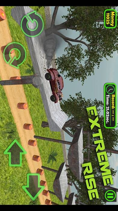Extreme Rise 3D iPhone Screenshot