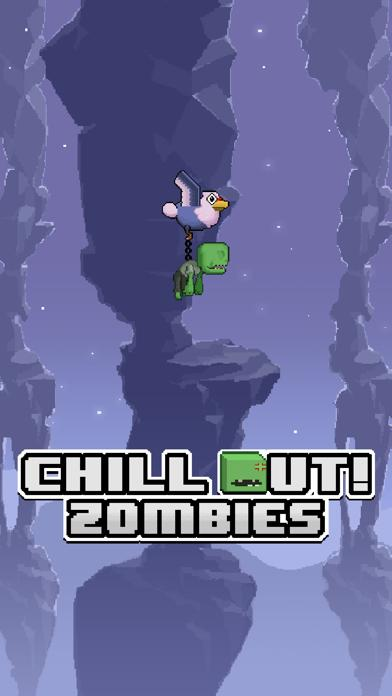 Chill Out! Zombies iPhone Screenshot