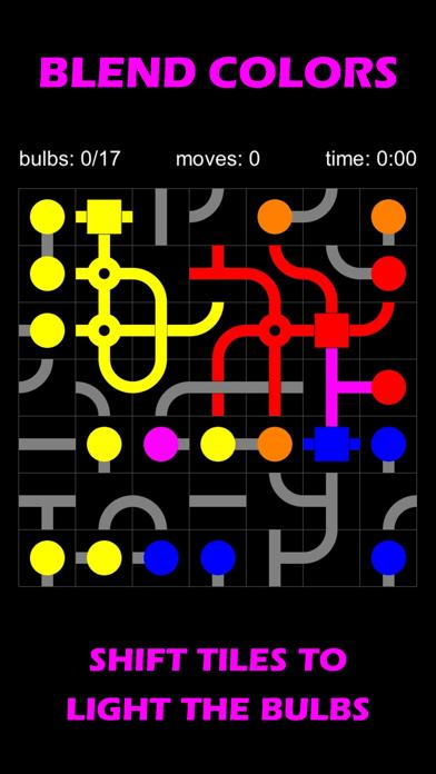 Shift Light Puzzle iOS