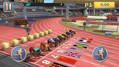 Athletics 2: Summer Sports iPhone Screenshot