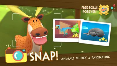 Snapimals: Discover and Snap Amazing Animals iPhone Screenshot