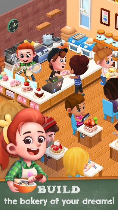 Bakery Story 2 iPhone Screenshot