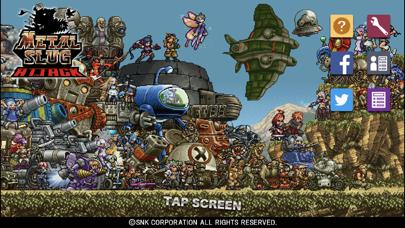 METAL SLUG ATTACK iPhone Screenshot
