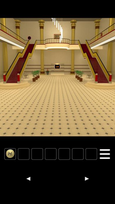 Escape Game: Hall iPhone Screenshot