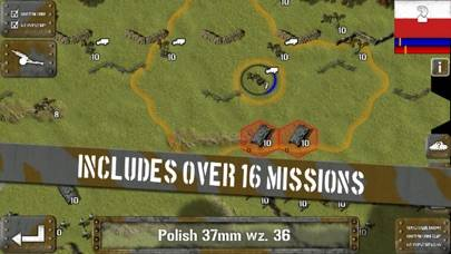 Tank Battle: Blitzkrieg iPhone Screenshot