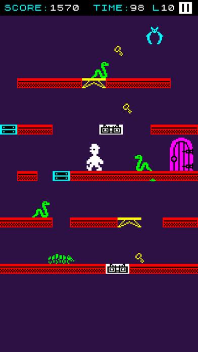 ZX House Attack iPhone Screenshot