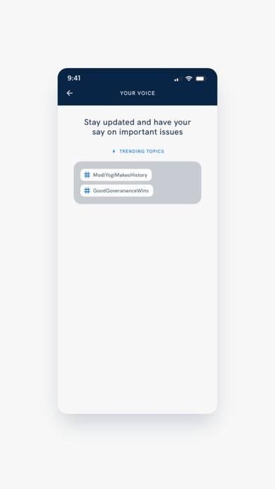 Narendra Modi screenshot 4