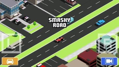 Smashy Road: Wanted iOS