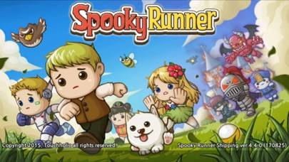 Spooky Runner iOS