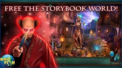 Nevertales: Smoke and Mirrors iPhone Screenshot
