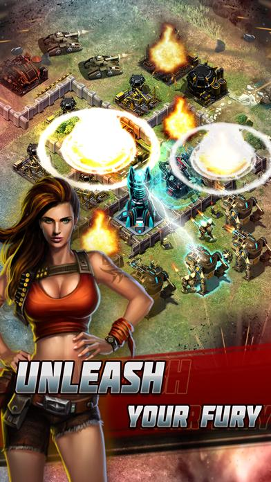 Alliance Wars: World Domination iPhone Screenshot