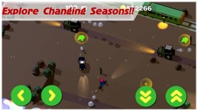 RunawayJRider screenshot 2