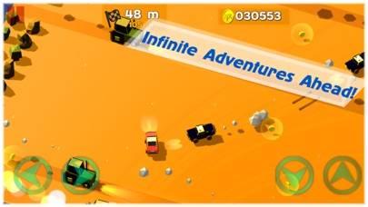 RunawayJRider screenshot 3