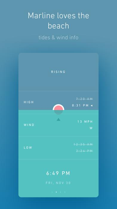 Marline - Weather, Tides & Moon iOS