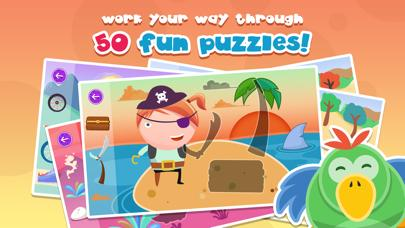 Wee Puzzles iPhone Screenshot