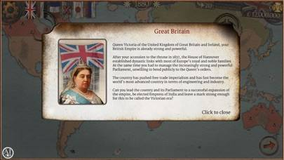 Colonial Conquest iPhone Screenshot
