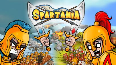 Spartania: Casual Strategy! iPhone Screenshot