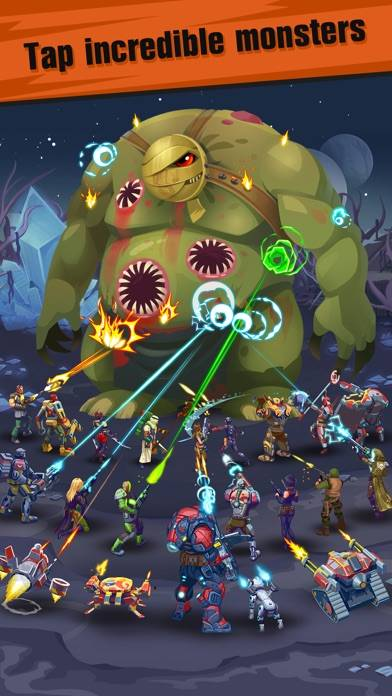 Evolution: Heroes of Utopia iPhone Screenshot