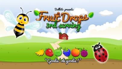 Fruit Drops 3 iPhone Screenshot