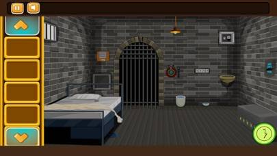 Can You Escape Prison Room 2? iPhone Screenshot