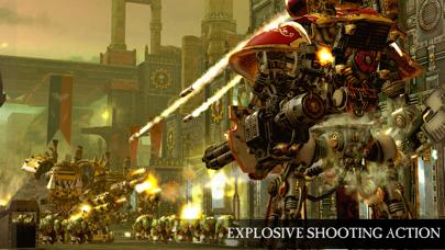 Warhammer 40000: Freeblade iPhone Screenshot
