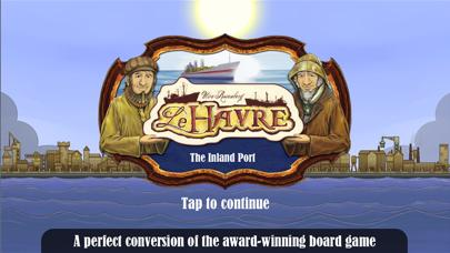 Le Havre: The Inland Port iOS