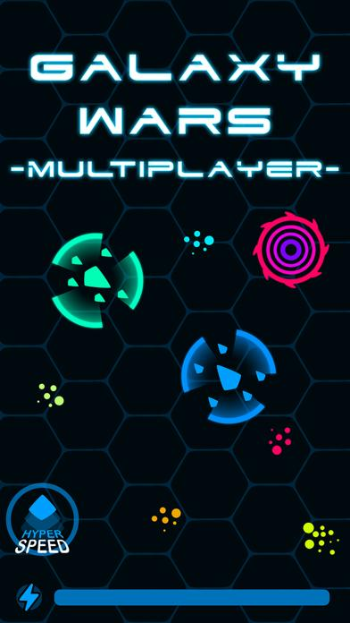 Galaxy Wars Multiplayer iPhone Screenshot