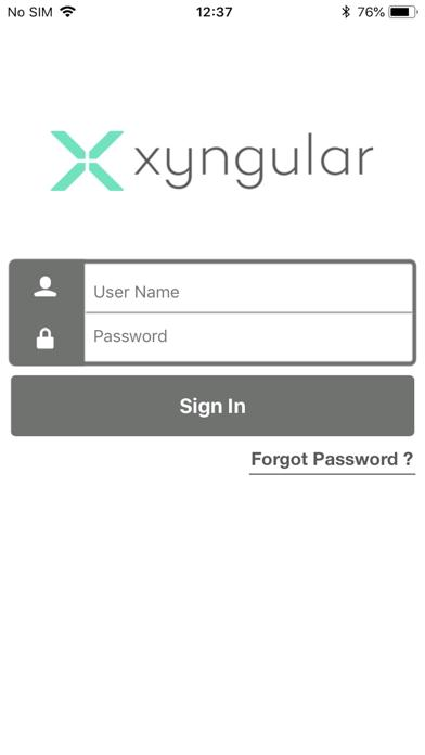 Xyngular Back Office screenshot 1