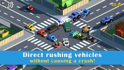Traffic Rush 2 iPhone Screenshot