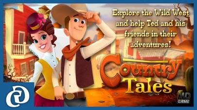 Country Tales HD (Full) iPhone Screenshot