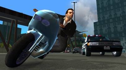 Grand Theft Auto: Liberty City Stories iPhone Screenshot
