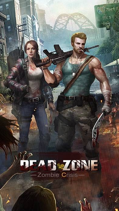 Dead Zone: Zombie Crisis iPhone Screenshot