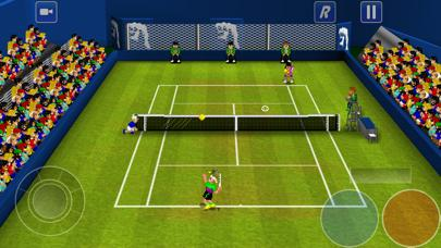 Tennis Champs Returns iPhone Screenshot