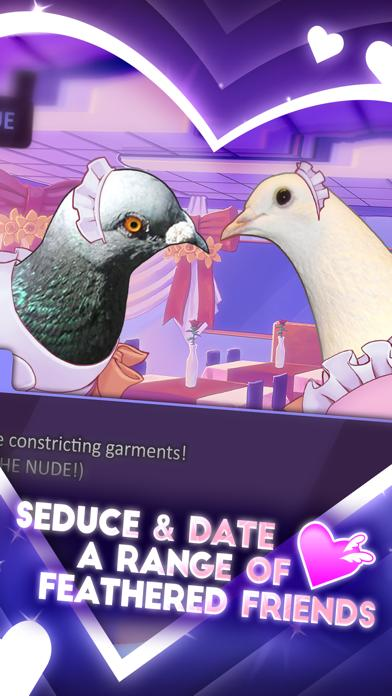 Hatoful Boyfriend iPhone Screenshot