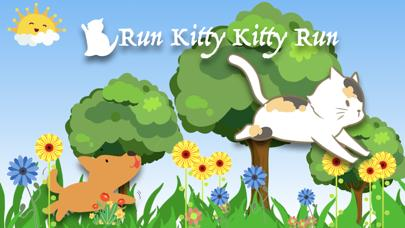 Run Kitty Kitty Run iPhone Screenshot