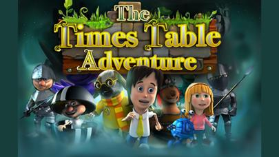 The Times Table Adventure iPhone Screenshot