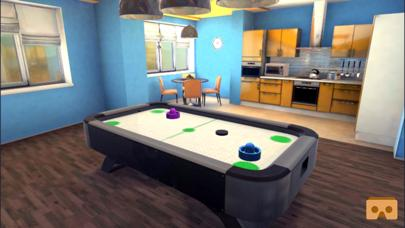 Air Hockey VR iPhone Screenshot