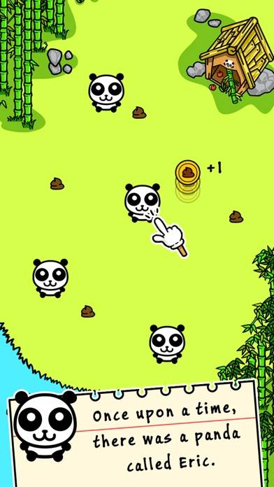 Panda Evolution-Clicker Game iPhone Screenshot