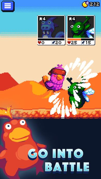 Combo Critters iPhone Screenshot