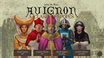 Avignon: A Clash of Popes screenshot 1