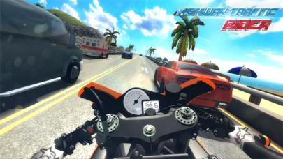 Highway Traffic Rider 3D iPhone Screenshot