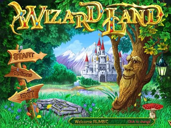 WizardLand (Premium) iPhone Screenshot