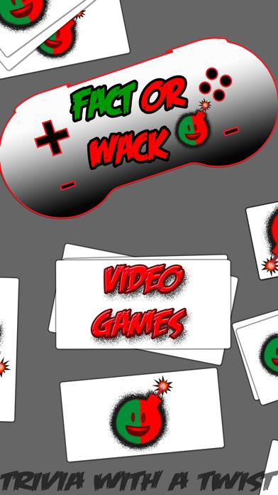 FACT OR WACK video games iOS