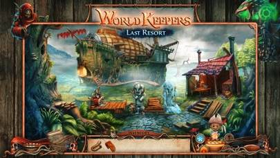 World Keepers: Last Resort iPhone Screenshot