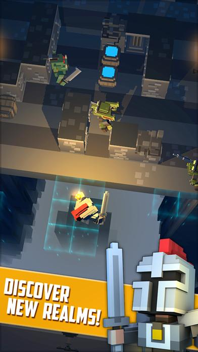 Boxy Kingdom iPhone Screenshot