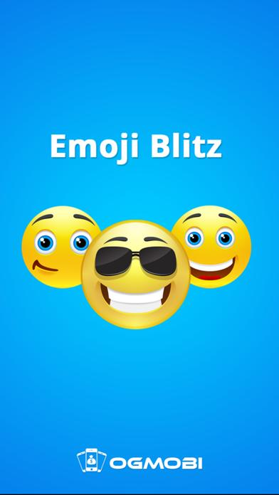 Emoji Blitz iPhone Screenshot