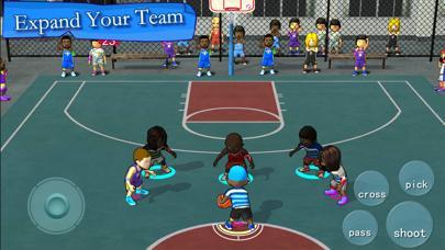 Street Basketball Association screenshot 1