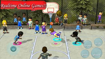 Street Basketball Association screenshot 2