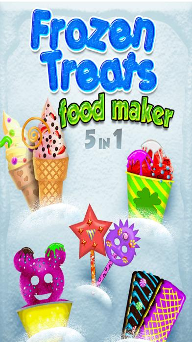 Frozen Treats iOS