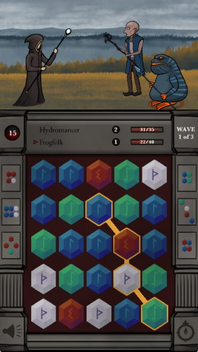 The Spellsmith iOS